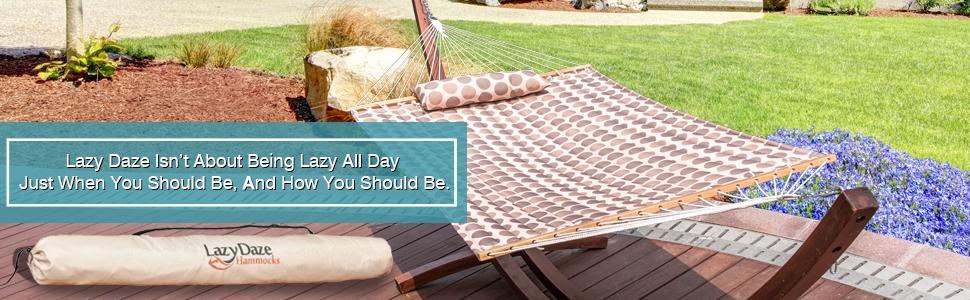 lazy daze hammocks
