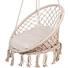 cotton rope chair