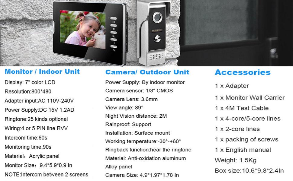 Video Doorbell 7