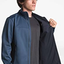 e09fb3f025 The North Face Men s Apex Canyonwall Jacket at Amazon Men s Clothing ...