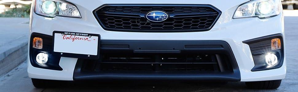 Genuino Nuevo Subaru Impreza Legacy Forester Antiniebla Interruptor