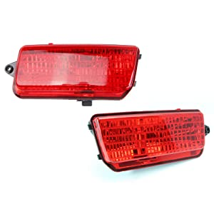 LED Rear Fog Light Kit For 2005-2010 Jeep Grand Cherokee WK1