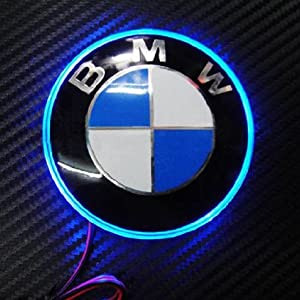 Amazon Com Ijdmtoy 82mm Bmw Trunk Hood Emblem Background