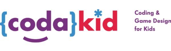 CodaKid Coding & Game Design for Kids
