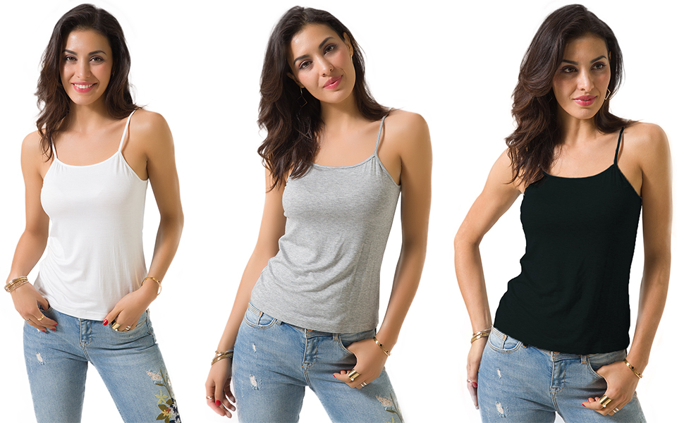 a794efb9354db9 Zevrez provide a comfortable camisole that let you spend the whole year  with pleasure and comfort.