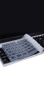 Keyboard Cover for Dell KM632