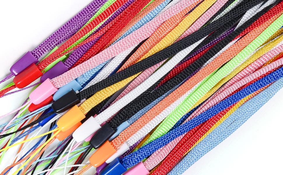 wrist straps lanyards
