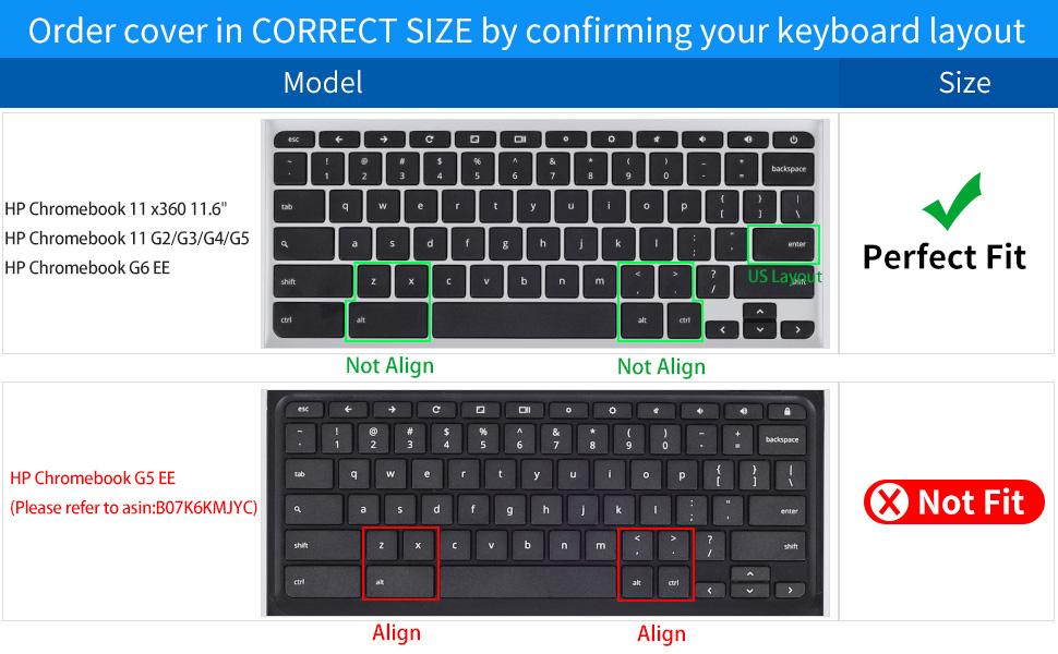 hp chromebook keyboard cover 11.6 hp chromebook g6 keyboard cover
