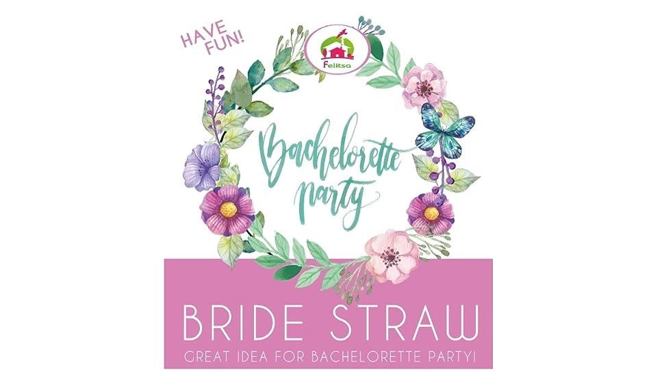 Amazon Bride Straw For Bachelorette Party
