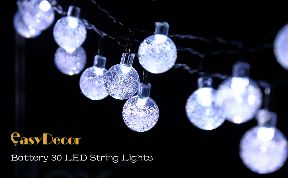 blue string mini fairy decoration power led yellow operated battery white lights product green purple light warm christmas
