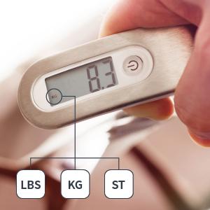measures in pounds, stones, kilograms