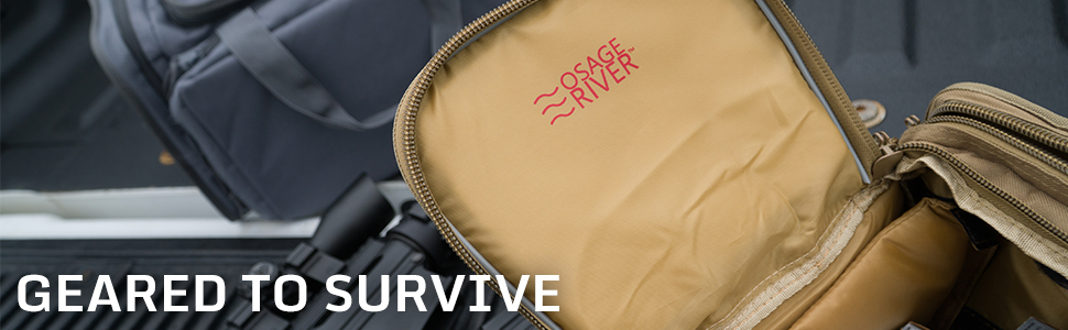 Osage River Gear - Geared to Survive