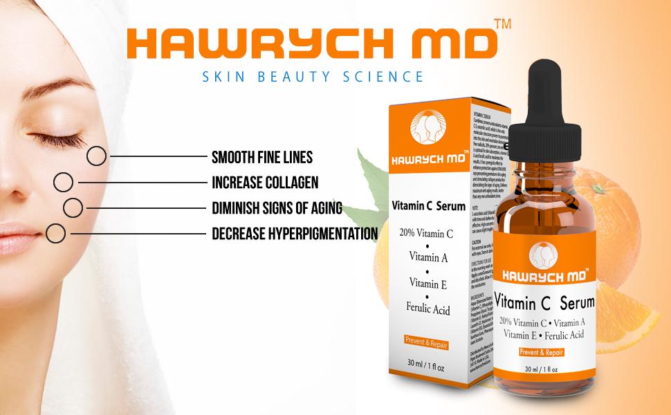 HAWRYCH MD Vitamin C Serum