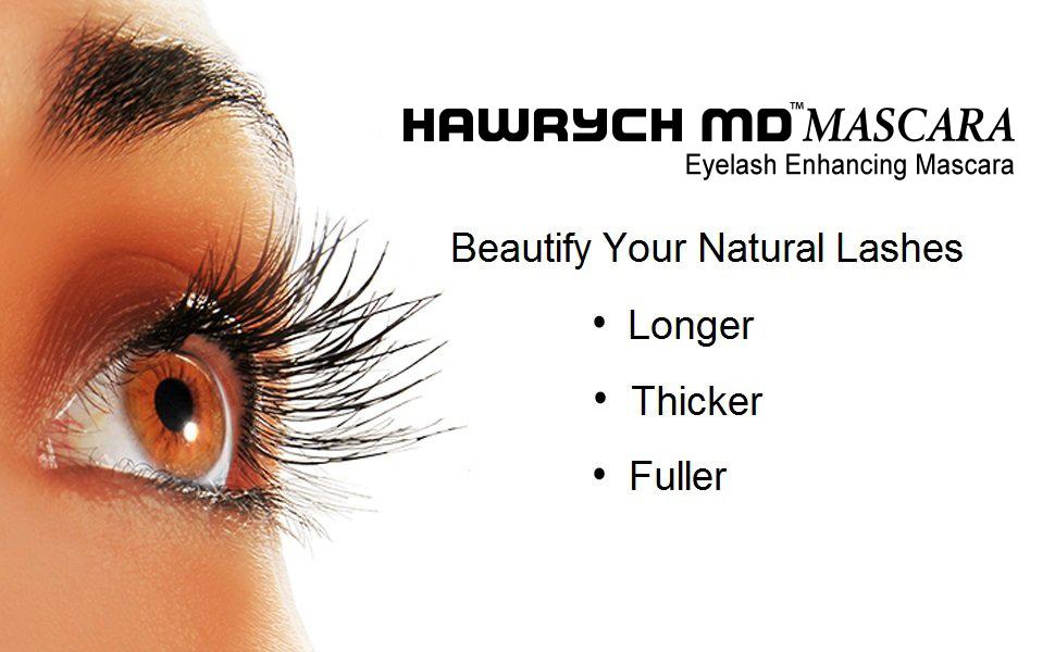 39c1f9f3e9b Amazon.com: HAWRYCH MD Eyelash Enhancing Mascara 6 ml: Beauty