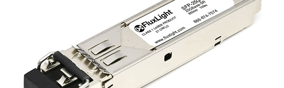 Amazon com: FluxLight Brand Compatible with Cisco SFP-25G-SR-S