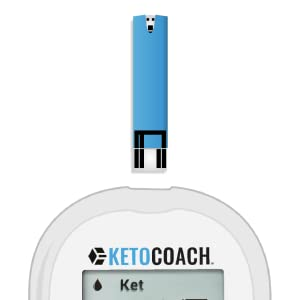 Autocoding Ketone Meter