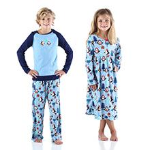 01b917181 Amazon.com  SleepytimePjs Holiday Family Matching Fleece Winter ...