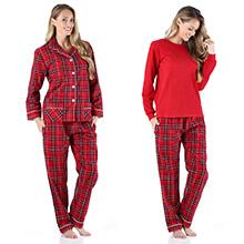 SleepytimePJs family matching christmas pajamas festive holiday pajamas for the family fam jams pjs