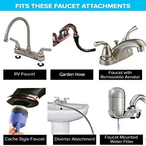 faucet adapters