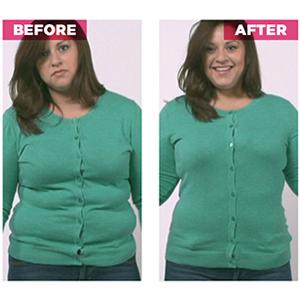 9cebfc45fc SHAPE ON Women s Shapewear High Waist Ultra-Thin Breathable Tummy ...