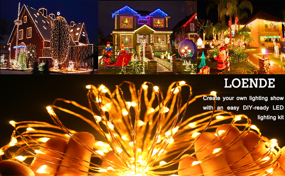 loende is specialized in developing and manufacturing led products including led solar string lights led starry string lights led battery string lights