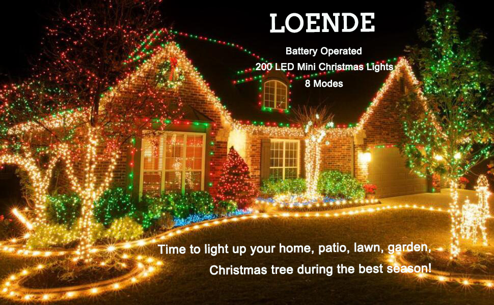 christmas lighting decoration.  christmas loende led mini christmas decorative string lights are made with  highquality materials that can create a magical lighting experience for your room  and lighting decoration j