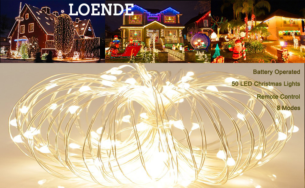 create your magical lighting carnival by battery string lights