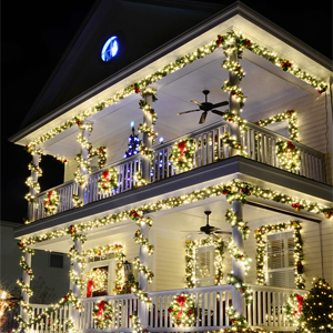 christmas lights outdoor string lights led string lights battery operated string lights wreath patio