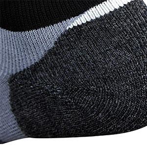 padded heel and toe