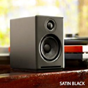 Amazon.com: Audioengine A2+ Black (Pr.) 2-way Powered Speaker System on