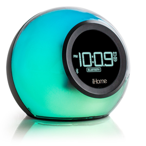 Amazon.com: iHome altavoz bluetooth que cambia de color ...