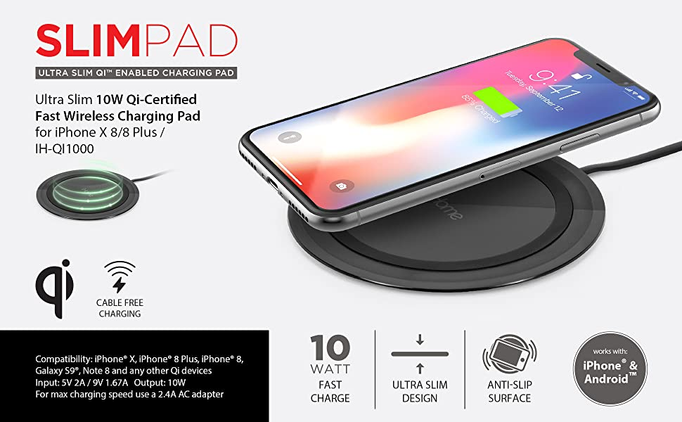 Ihome Wireless Charger Instructions Wire Center