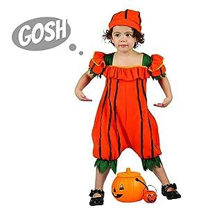 d3b23572b702 Amazon.com  Halloween Pumpkin Costume Children Fancy Dress Funny ...