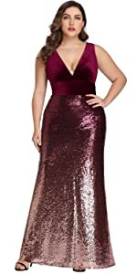 evening gowns plus size women plus size evening gown plus size ball gown plus size prom dresses