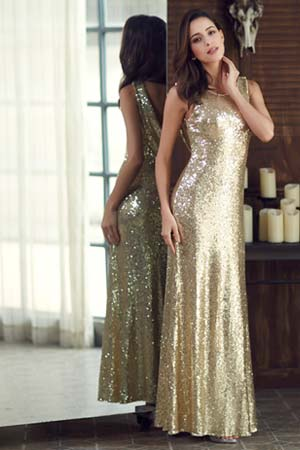 From fun and flirty cocktail dresses to stunning floor length evening gowns, this collection has it all. Wear these beautiful sequin dresses to prom ...