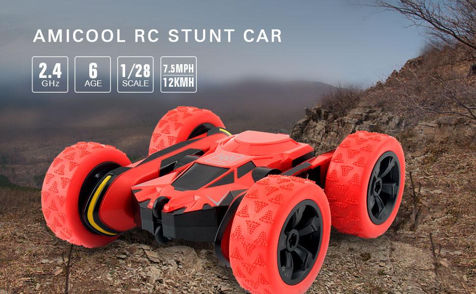 Amicool RC STUNT CAR