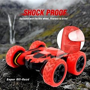 Shock Proof Remote Control Car