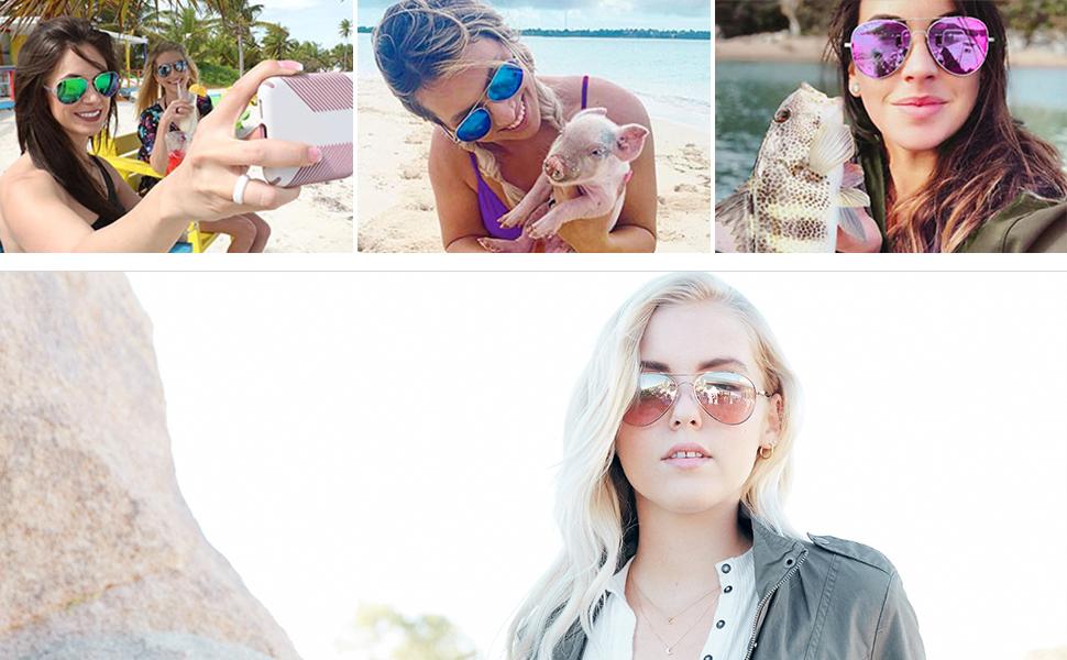 sunglasses for women aviator