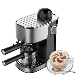 KinshopS Nouveau mousseur /à Lait sans Fil Mousseur /à Cappuccino Portable Latte Espresso al/éatoire