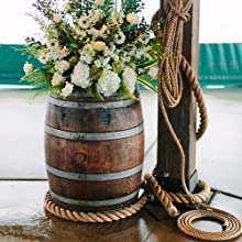 Ravenox_Manila_Rope_Wedding_Interior_Decorating_Nautical_Theme_Cord_Monkey_Fist_Table_Decor_Cordage