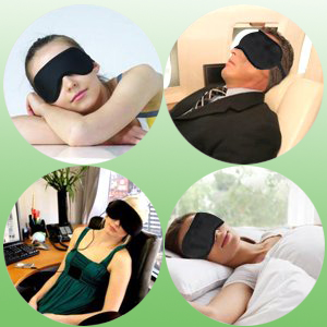 Fitglam Natural Silk Sleep Mask Eye Mask