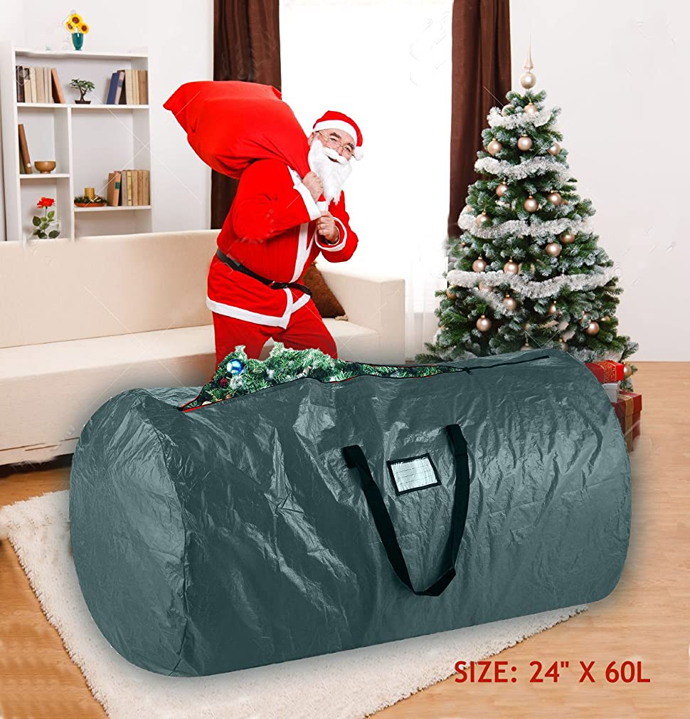 Storage For Christmas Decorations Tree Box Container ...