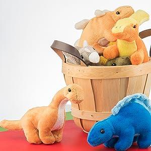 plush dinosaures