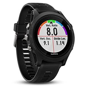Garmin Forerunner 935 Tri Bundle - Black