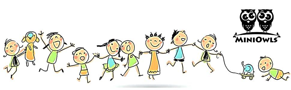 miniowls solution to tame kids mess