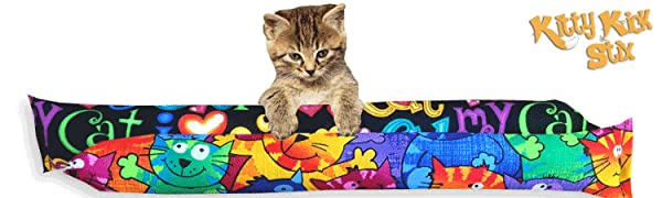 Catnip Kicker Toys, Kitty Kick Stix, catnip sticks, cat kicker stick, kitty kicker toy, cat nip toys