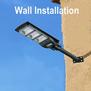 led solar streets lights outdoor