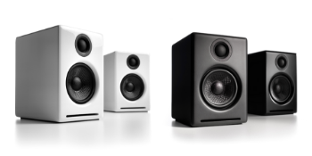 powered spakers, quality speakers for computer, pc power speaker, A2 audioengine, A2+, Audioengine
