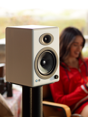 a5 wireless, a5, audioengine a5, bluetooth audiophile speakers, Bluetooth speaker with spotify, a5+