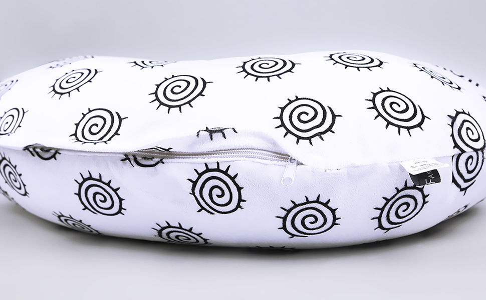 Amazon.com: Funda de almohada de lactancia Minky para ...